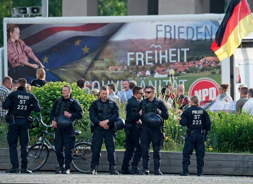 снимка 1 В Дрезден започна Билдерберската среща