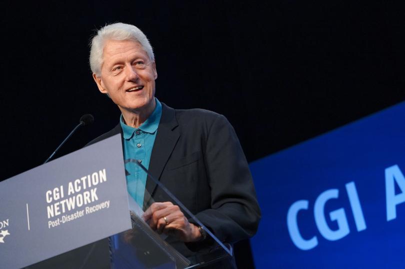 Бившият американски президент Бил Клинтън, чиято администрация ръководеше военната намеса