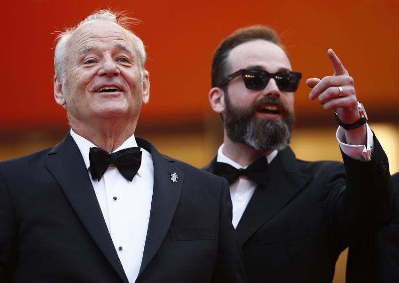 """Актьорът Бил Мъри (ляво) е в една от главните роли в комедията """"Мъртвите не умират"""""""