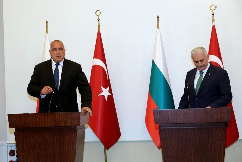борисов българо турската газова връзка открита края месец юни