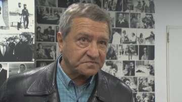 Писателят Боян Биолчев отпразнува 75-ия си рожден ден