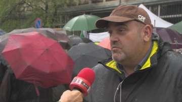 Биопроизводители протестират пред Министерството на земеделието