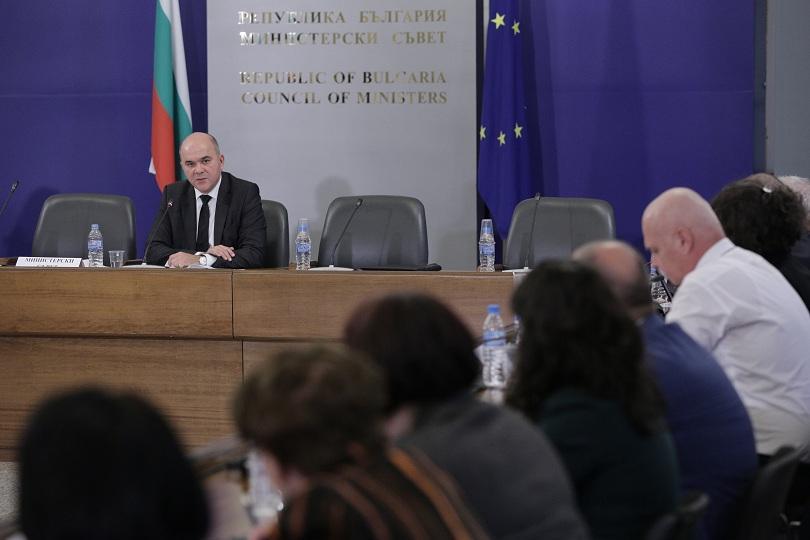 Днешното заседание на Националния съвет за тристранно сътрудничество беше ръководено