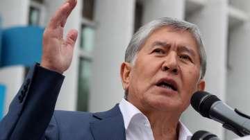 Бившият президент на Киргизстан остава в ареста до 26 август