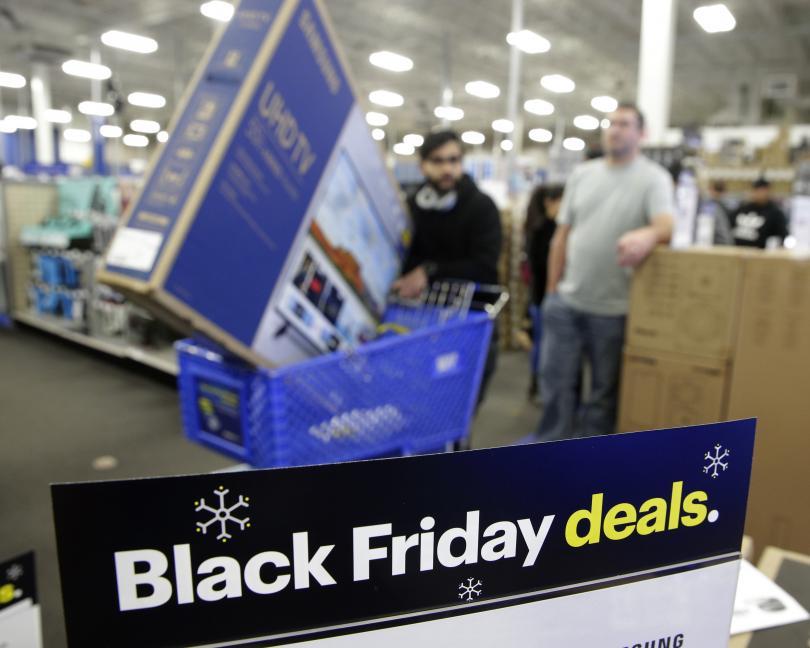 снимка 1 Истерия по магазините: Масово пазаруване се очаква в Черния петък