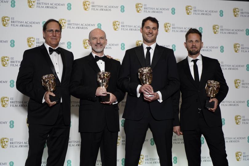 """""""Черната пантера"""" получи награда за най-добри визуални ефекти и на наградите БАФТА"""