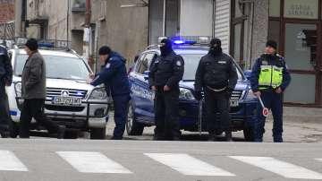 15 души са задържани при спецакцията на полицията и жандармерията в Благоевград