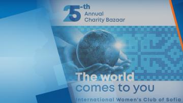 Благотворителен базар на Международния женски клуб се провежда в столицата