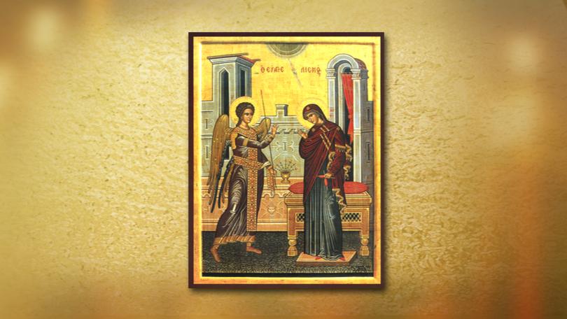 Днес е Благовещение - един от големите християнски празници.В храм