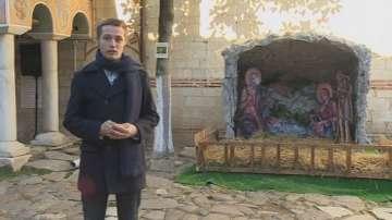 Подготовката за Рождество Христово в хилядолетния Бачковски манастир