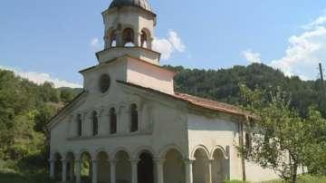 Най-старият храм в община Благоевград е застрашен от срутване