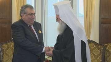 Светият Синод награди служебния премиер Георги Близнашки с орден Св. Св. Кирил