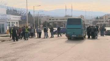 Българските превозвачи поставиха ултиматум на гръцките фермери