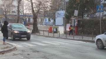 Блъснаха 11-годишно дете на пешеходна пътека