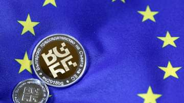 БНБ пуска в обращение сребърна монета за председателството