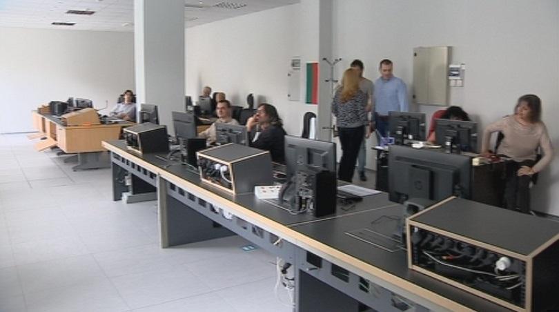 снимка 1 Нов излъчващ комплекс в БНТ