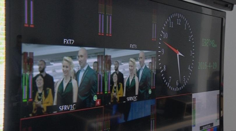 снимка 3 Нов излъчващ комплекс в БНТ