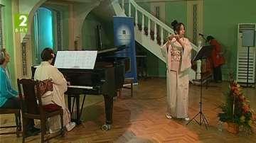 България среща Япония - съвместна изява на родни и японски музиканти