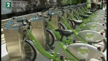 Велосипеден градски транспорт в София - след година