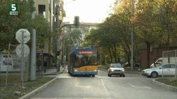 20 минути закъснения в час пик по линията на тролейбусите 2 и 9