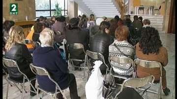 30 часа чакаха членове на СИК в Благоевград, за да предадат протоколите си