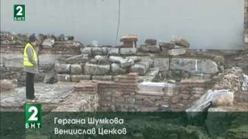 Първи археологически парк в София