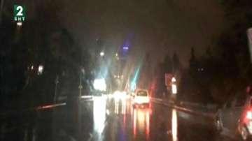 Проблеми с уличното осветление на Цариградско шосе и бул . Черни връх