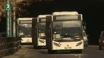 Извънредни автобуси в Новогодишната нощ в Пловдив