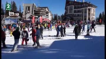 Данъчни испектори проверяват зимните курорти край Пловдив