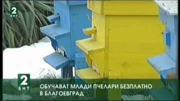 Обучават млади пчелари безплатно в Благоевград