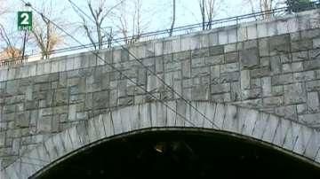 Проверяват за опасни тунели и мостове в Пловдив