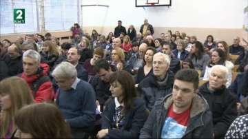 Родители на деца от 139-о училище ще сезират прокуратурата