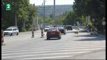 Отново задръствания на Аспарухов мост във Варна