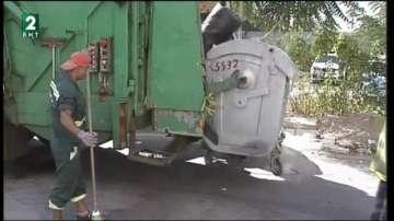Заради сигнали за шум промениха графика за събиране на боклука в Пловдив