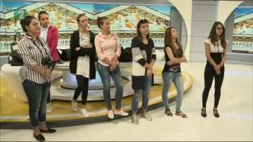 Студенти от Софийския университет посетиха Българската национална телевизия