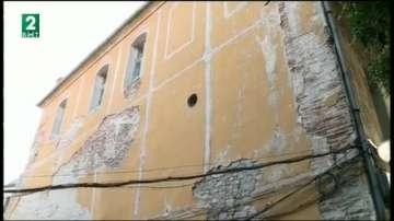 Жълтото училище в Пловдив ще е ремонтирано изцяло след 8 месеца