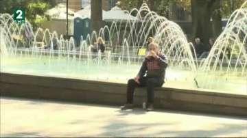 Столичната община погва пиещите в парка и вдигащите шум