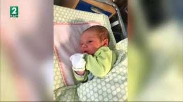 Ново бебе в екипа на БНТ 2