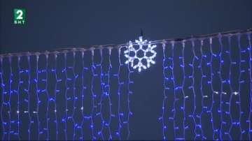 София с по-пищна украса за празниците
