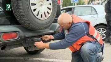 В КАТ проверяват новите анализатори за изгорели газове на автомобилите