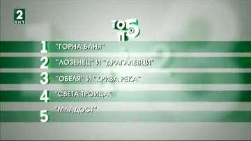 Топ 5 на кварталите с най-чист въздух в София