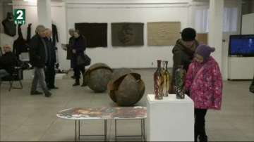 Магистрите приложници от Художествената академия представят дипломна изложба