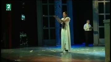 Евгений Онегин на сцената на Пловдивската опера