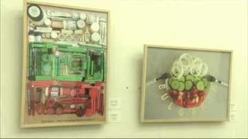 Флаговете на България и Италия вдъхновяват изложба в НХА