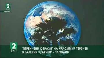 Втренчени образи на Красимир Терзиев в пловдивската галерия Сариев
