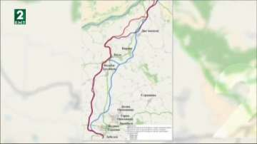 Жалби забавят строежа на бъдещата магистрала Русе - Велико Търново