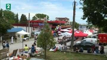 Започна фестивалът на цацата в Кранево