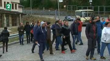 Протест в Пампорово срещу идеята за закриване на пожарната служба в курорта
