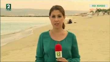 За чистотата на варненските плажове
