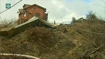 Варна губи инвеститори заради свлачища в региона